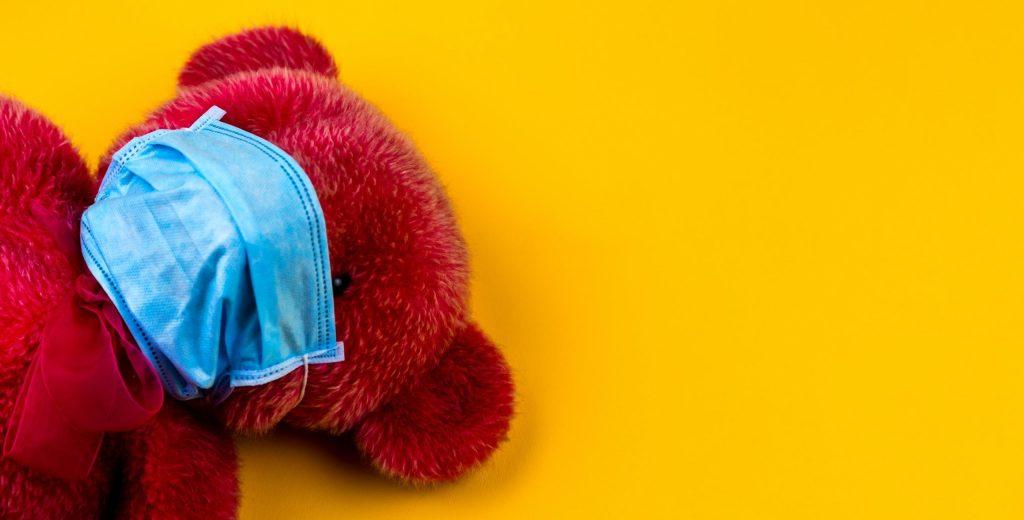 šíření nemoci COVID-19 mezi dětmi